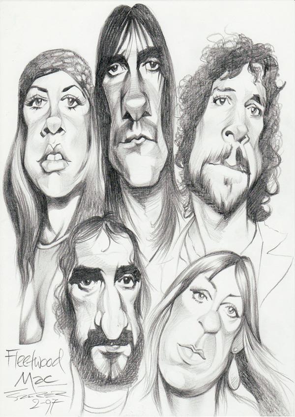 Fleetwood Mac by JSaurer
