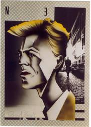 Bowie by JSaurer