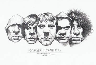 Kaiser Chiefs by JSaurer