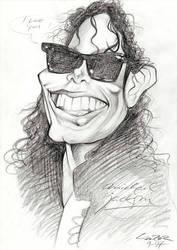 Michael Jackson by JSaurer