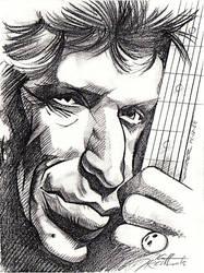 Keith Richards guitar by JSaurer