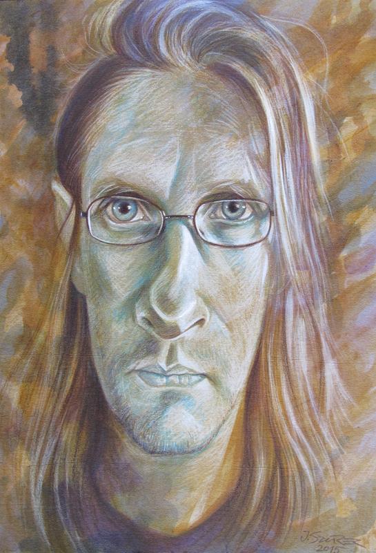 Steven-Wilson 2015 by JSaurer