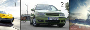 VW POLO 6N2 WALLPAPER by vander90