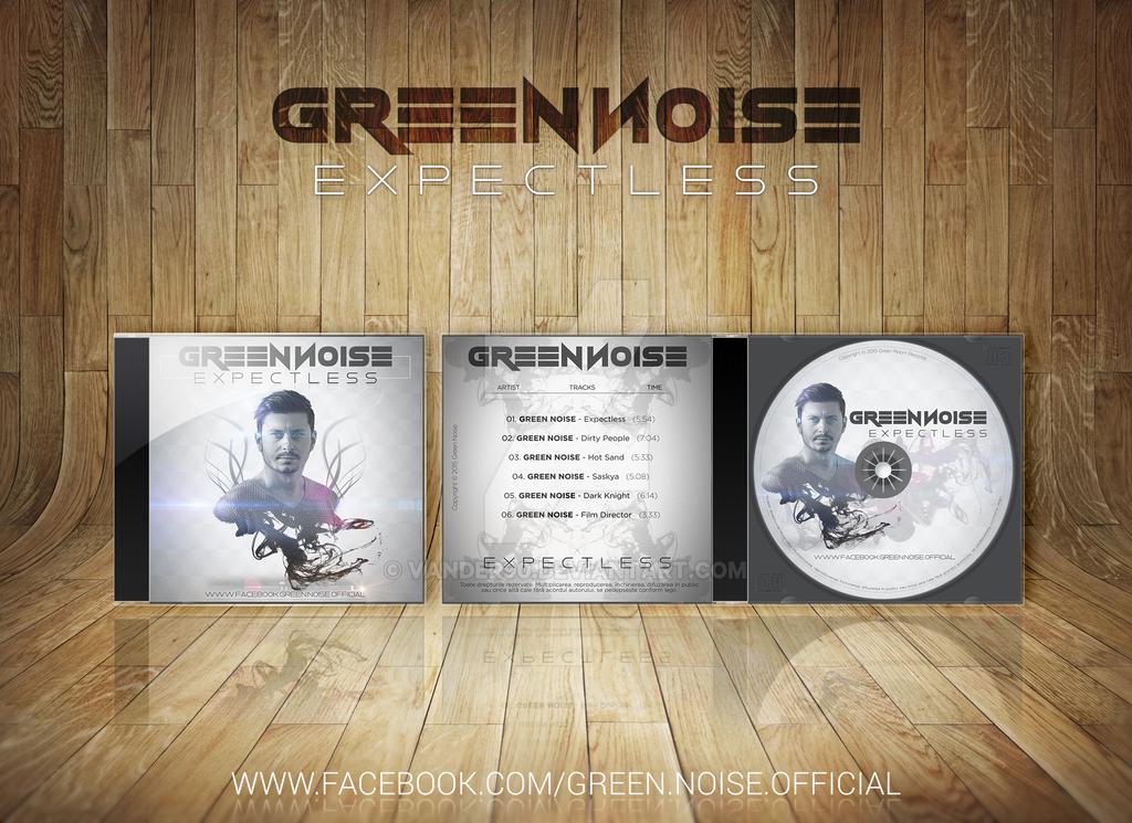 Sugestie De Prezentare Album Green Noise 2014 by vander90