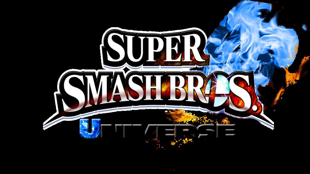 super smash bros 4 universe logosupersonicbros2012 on deviantart