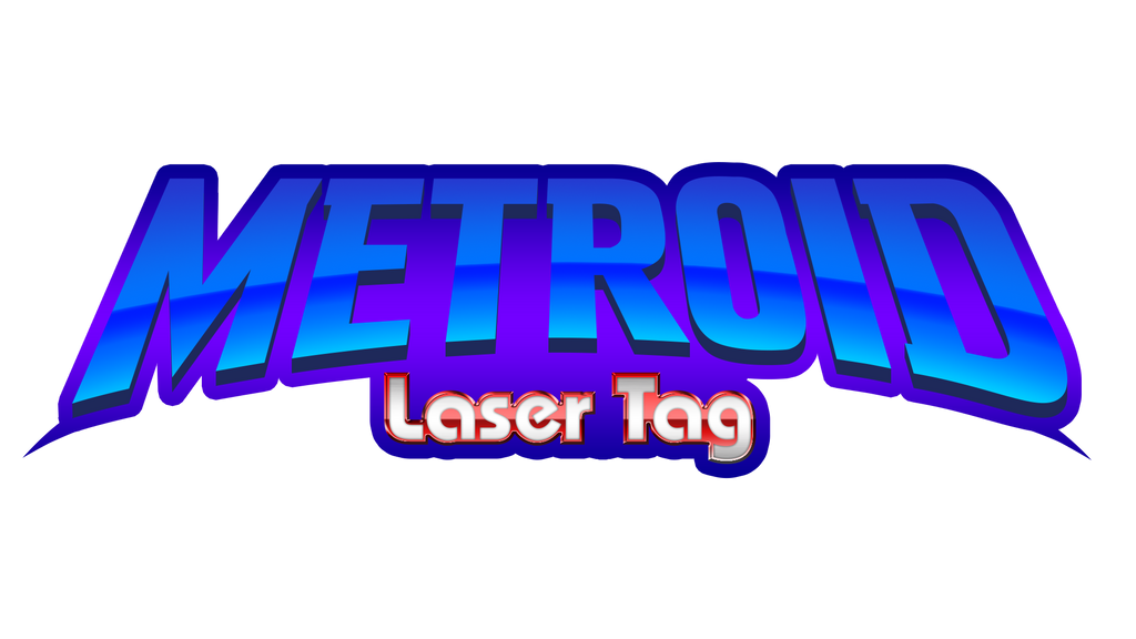 metroid laser tag logo by supersonicbros2012 on deviantart rh deviantart com laser tag logan utah laser tag lost worlds