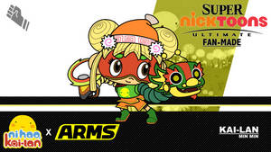 Super Nicktoons Ultimate - Kai-Lan (Min Min)