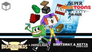 Super Nicktoons Ultimate - SwaySway (Steve/Alex)