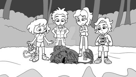 Dora Reboot Concept #1 - The Mermaid Kingdom