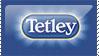 Tetley Tea Stamp by wyldflower