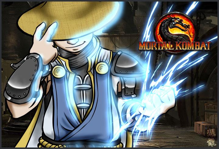 HWC - Mortal Kombat by souzou-inc