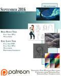 Patreon Art Bundle - September 2016