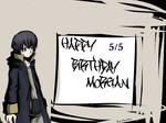 Morgan/Marc's Birthday 2013 -Semi TWEWY crossover-