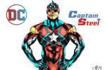 Captain Steel by M4W006