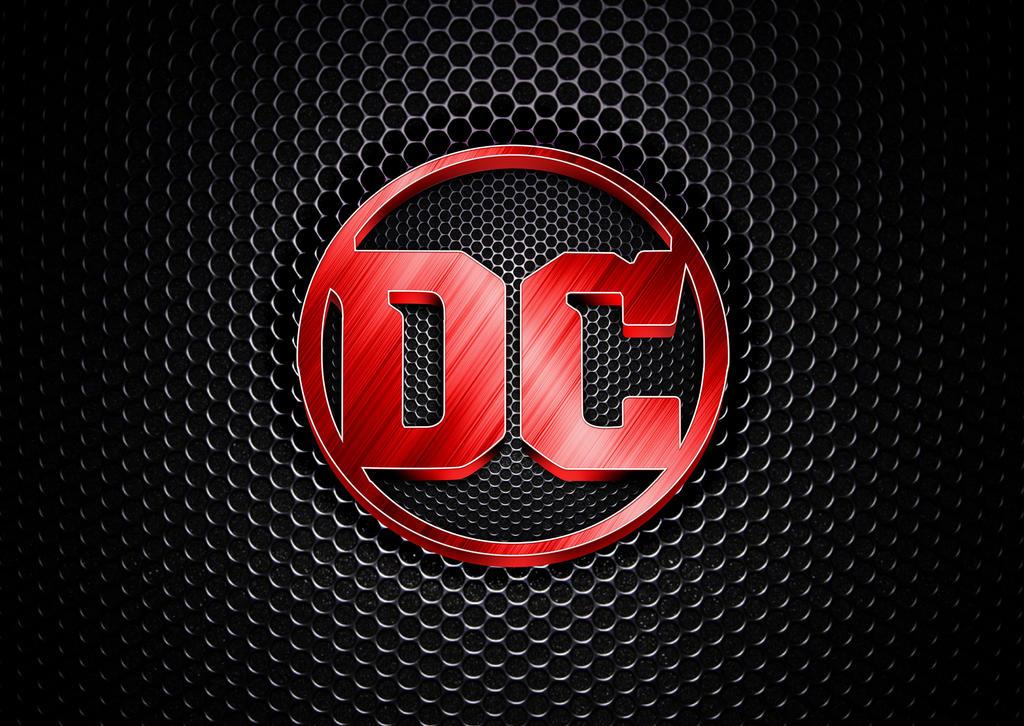 dc comics logo wallpaper by m4w006 on deviantart