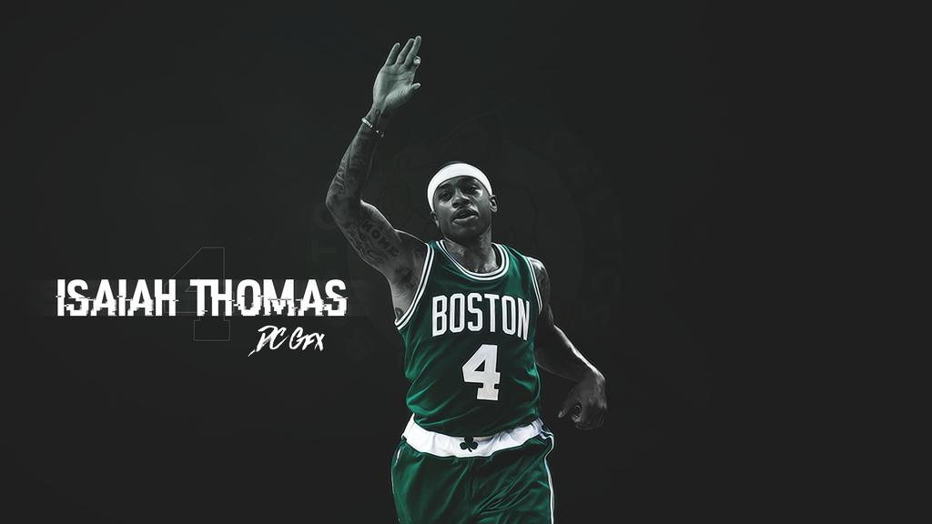 Isaiah Thomas By Thatboy3 On DeviantArt
