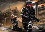 Killzone Speed Painting