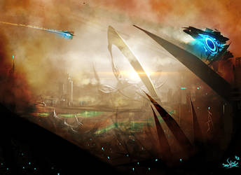 Sci Fi Concept