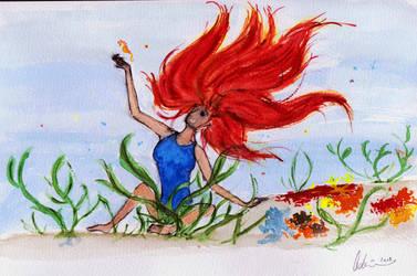 Perfect Underwater Life by TheForeverKnight