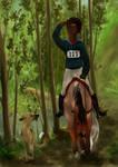 Rosewood Orienteering : Solo Ride
