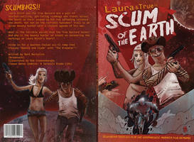 Scum of the Earth_jacket design