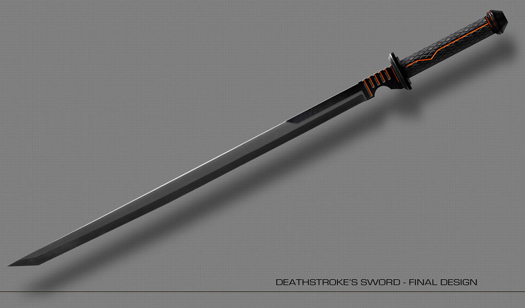 deathstroke arrow sword - photo #8