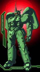 Valklin Armor by La-belle-machine