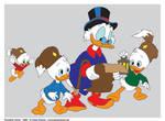 Ducktales Vector by babylon-sticks