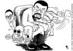 ANC Gives A Good Spanking