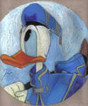 Pastel Donald Duck by TaintedTamer
