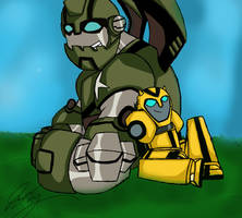 Transformers Animated by TaintedTamer