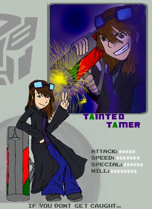 TaintedTamer's Profile Picture