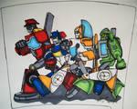 Rescue Bots Tumbler