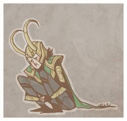 Depressed Loki