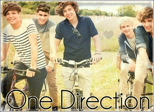 One Direction 1 by Jodez92