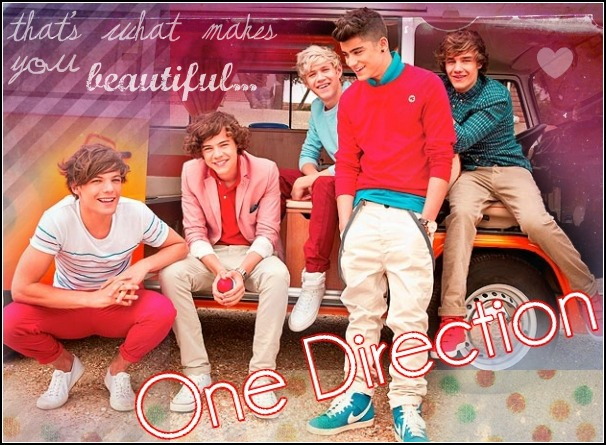 One Direction 2 by Jodez92