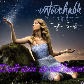 Untouchable - Taylor Swift//Luna Halo Cover by LakeOceanic on DeviantArt