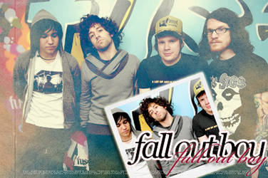 Fall Out Boy by maridesu