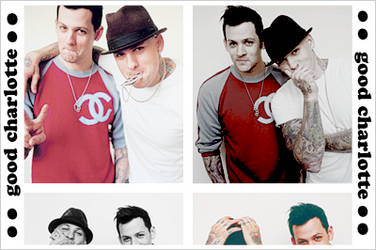 Good Charlotte by maridesu