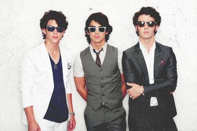 Jonas Brothers by maridesu