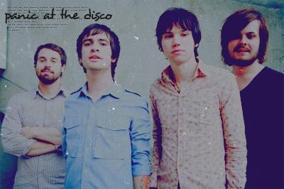 Panic At The Disco by maridesu