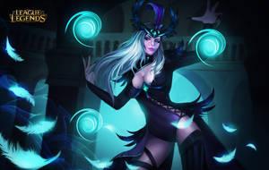 Ravenborn Syndra by Haeaswen