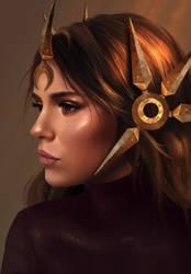 Leonaa by Haeaswen