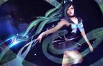 Lunar Guardian Diana