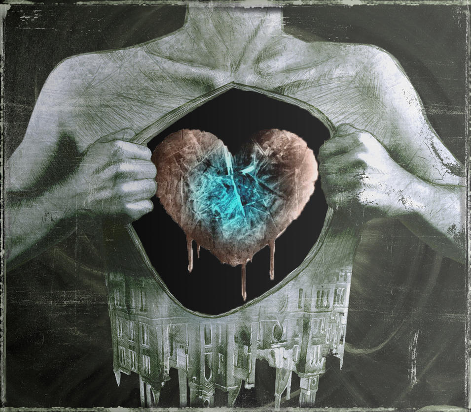 Frozen Heart by Sephirothsdx on DeviantArt