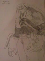 Random Manga character