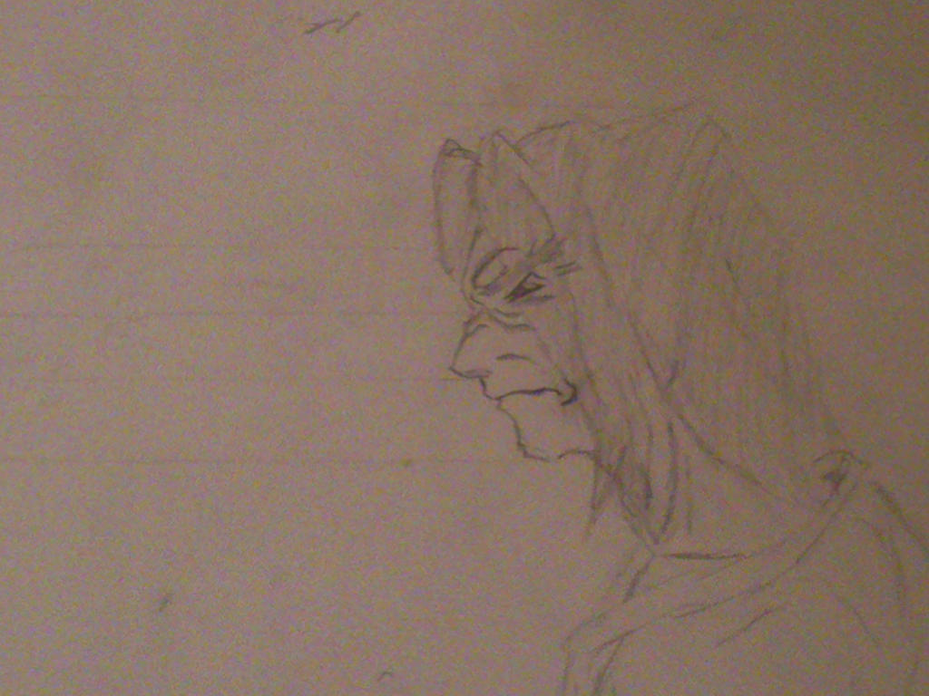 sketch Manga by Vornell