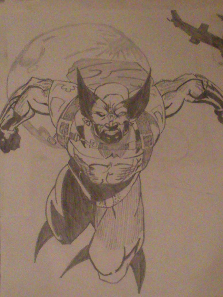 Wolverine by Vornell