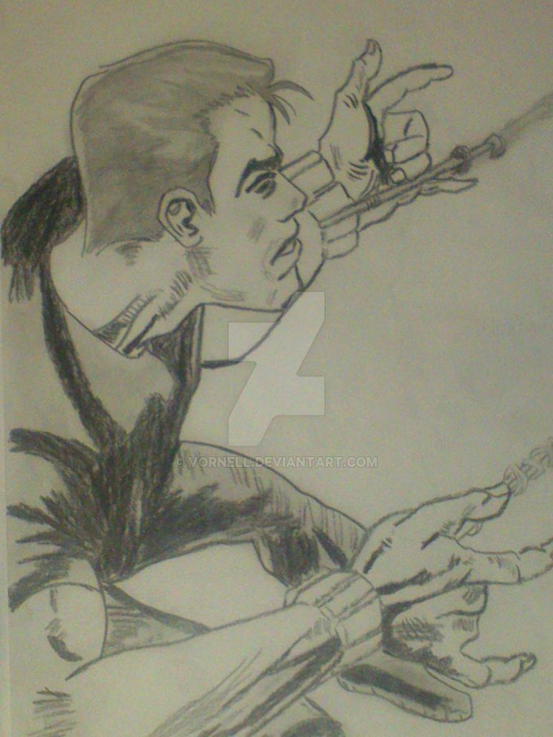 Peter Parker by Vornell