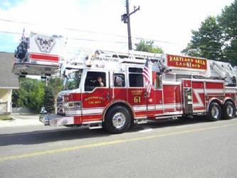 hartland ladder truck by Brendan3503